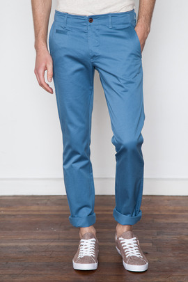 Wings + Horns Union Blue West Point Chino SS13