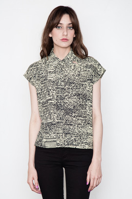 Something Else Static Boxy Shirt