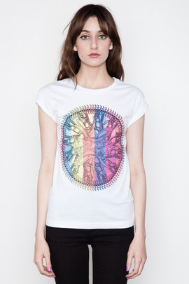Something Else Rainbow Dino Tee