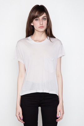 Cheap Monday Women's Granite Grey Holly Tee