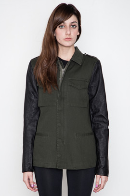 Second Female Linn Military Jacket