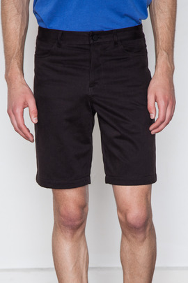 T by Alexander Wang Men's Leather Pocket Jean Short