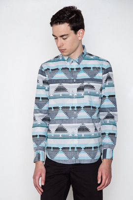 Cheap Monday Men's Navajo Neo Shirt