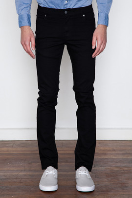 Cheap Monday Men's OD Black Tight Jean
