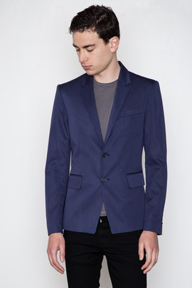 Kai-aakmann Men's Navy Classic Blazer