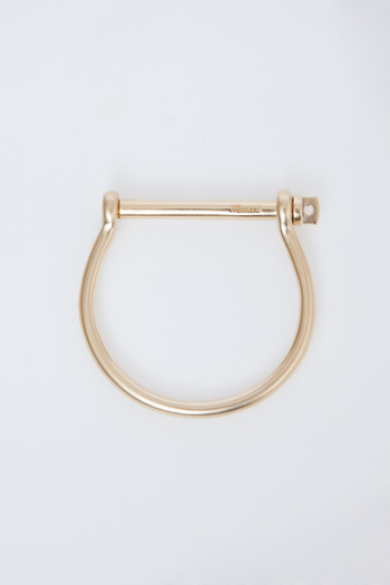 Miansai - Yellow Gold Screw Cuff