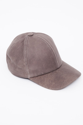 DRKSHDW Women's DNA Dust Blistered Leather Cap