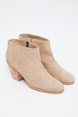 Rachel Comey Women's Tusk Suede Mars Ankle Boot