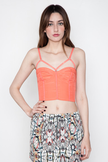 Funktional - Achromatic Bustier