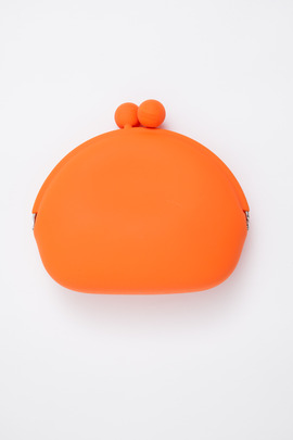 Ikuyo Ejiri Orange Pochi-Mon Purse