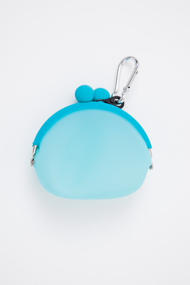 Ikuyo Ejiri Aqua Clear Pochi Coin Purse