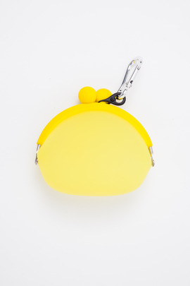 Ikuyo Ejiri Lemon Clear Pochi Coin Purse