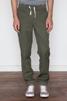 Lifetime Collective Army Green Sherpa Pant