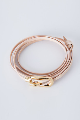 Miansai Gold/Natural New Gamle Bracelet