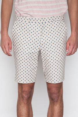 Gitman Bros. Vintage Glitter Stucco Star Short