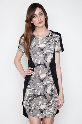 Funktional Pictured Shift Dress