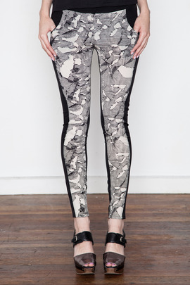 Funktional Pictured Paneled Pant