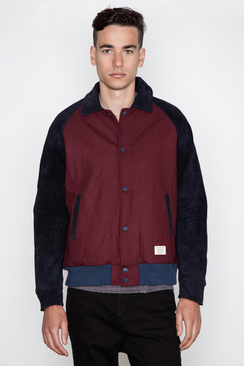 Lifetime Collective - St. Germain Varsity Jacket