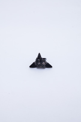 Joomi Lim Velvet Underground Spike & Crystal Ring Set
