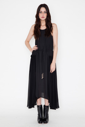 Shona Joy The Worshipped Drawstring Dress