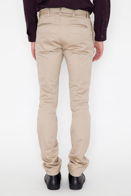 Wings + Horns Tan West Point Dress Chino