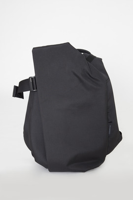 Cote et Ciel Black Medium Isar Rucksack