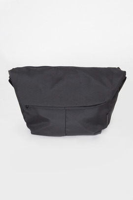 Cote et Ciel Black Large Spree Messenger