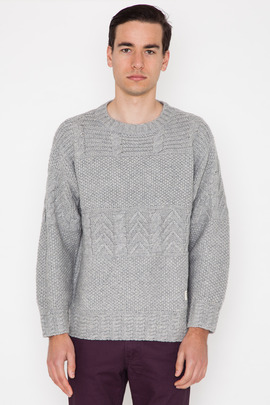 Lifetime Collective Rilo Banded Sweater