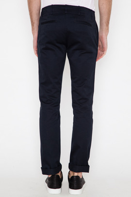 Wings + Horns Navy West Point Chino SS14