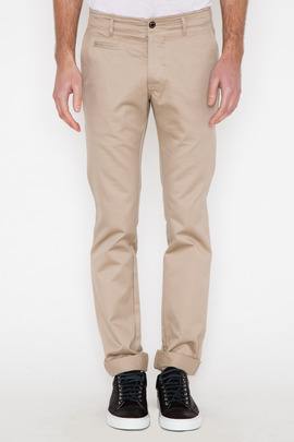 Wings + Horns Tan West Point Chino SS14
