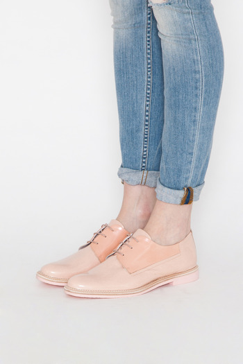 Miista - Allison Blush Patent Derby