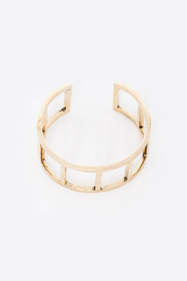 Lady Grey Ladder Bracelet