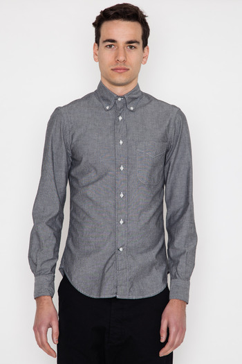 Gitman Bros. Vintage - Grey Chambray