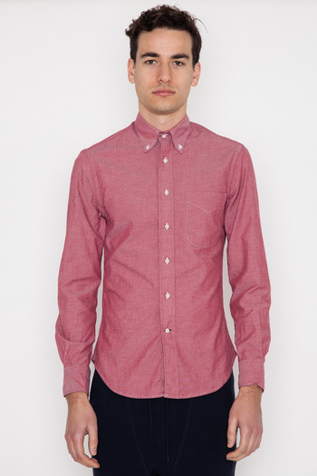 Gitman Bros. Vintage - Red Chambray