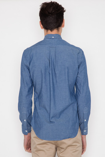 Gitman Bros. Vintage - Blue Chambray