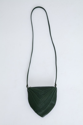 Welcome Companions Palm Trunk Mini Crossbody Bag