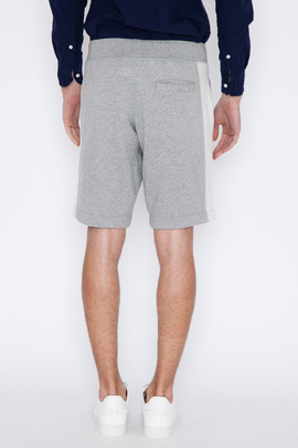 Wings + Horns Wave Knit Panel Sweatshorts