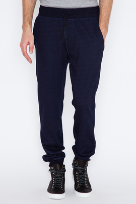 Wings + Horns Sashiko Print Lounge Pant