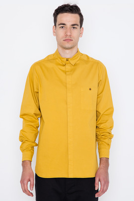 Henrik Vibskov Men's Flirt Yellow James Shirt