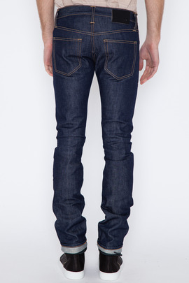 Wings + Horns Slim Fit 5-Pocket Selvedge Denim Jean