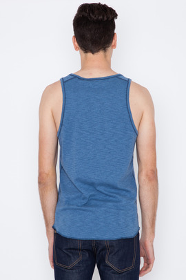 Wings + Horns Cadet Blue Base Tank