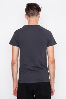 Robert Geller Seconds Blocked Raglan S/S T-Shirt