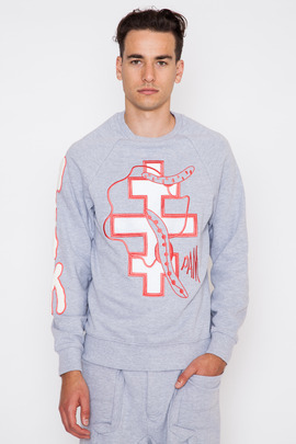 Perks and Mini Psychik Crewneck Sweatshirt