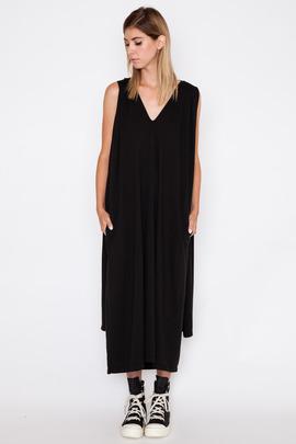DRKSHDW Women's Caped Dress