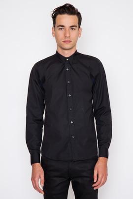 Public School Combo Insert Button-Up Shirt