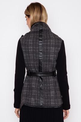 Jonathan Simkhai Drape Wrap Jacket