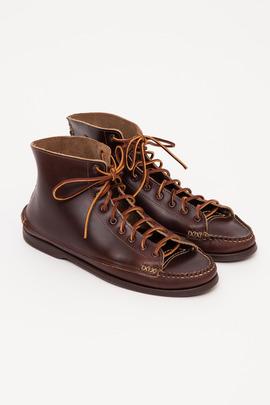 Yuketen High Sneaker Moc