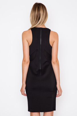 Cameo Black Acoustic Dress