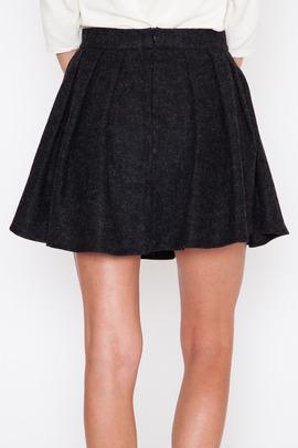 Just Female Apparel Melange Skirt