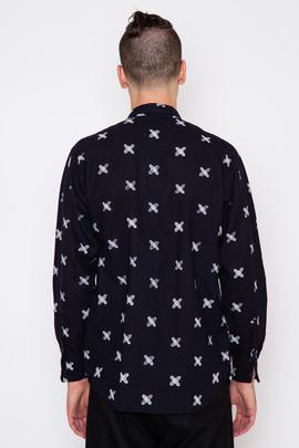 Henrik Vibskov Men's X Block Print James Shirt